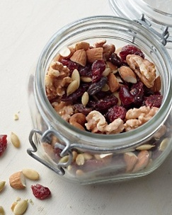 Whole Living Cranberry-Pumpkin Seed Trail Mix