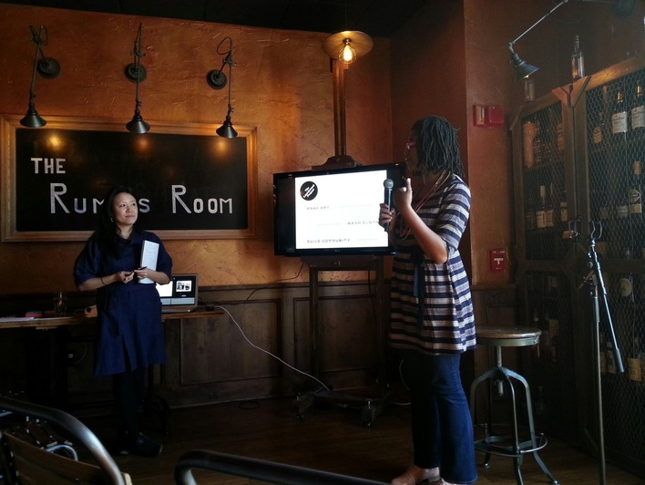 Newaukee's YP Week - The Laundramat Project @ Rumpus Room