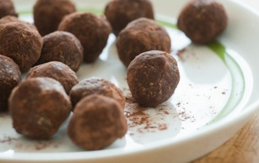 Whole Foods Cocoa-Oat Truffles