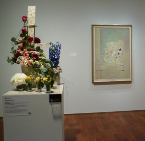 MAM Art in Bloom 2014 Flowers, Nicolas de Stael - Roundy's Supermarkets DBA:  Pick 'N Save, Copps, Metro Market